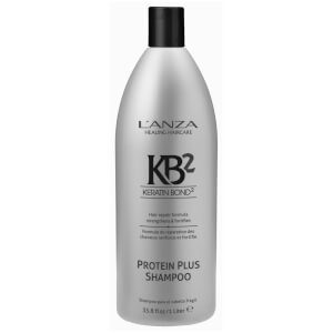 L'Anza KB2 Protein Plus Shampoo 1000ml (Worth £50.00)