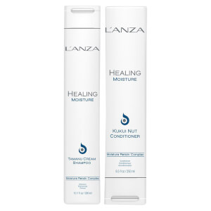 L'Anza Healing Moisture Duo (Worth $54.89)