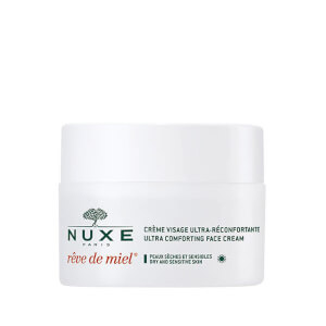 NUXE Reve De Miel - Ultra Comfortable Face Cream For Dry And Sensitive Skin (50 ml)