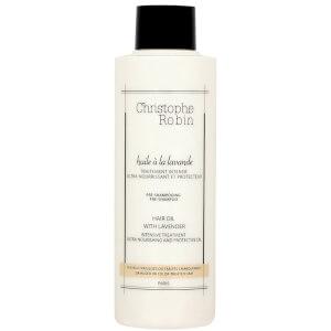 Christophe Robin Moisturising Hair Oil with Lavender (150ml)
