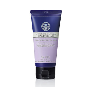 NEAL'S YARD REMEDIES GERANIUM & ORANGE HAND CREAM (50ML)