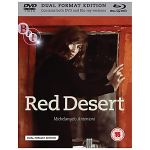 Red Desert [Dual Format Edition]