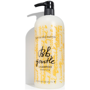 SHAMPOOING Bumble and bumble Gentle Shampoo 1000ml