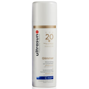 Ultrasun Glimmer LSF20 - Sensitive Formel (150ml)
