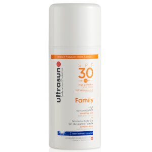 Loção Solar FPS 30 Family da Ultrasun (100 ml)