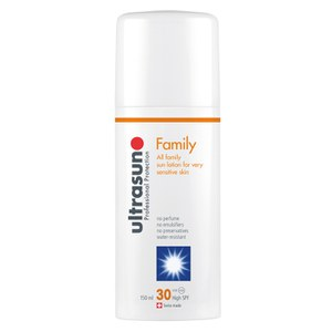 Crème solaire ULTRASUN FAMILY SPF 30 - SUPER SENSITIVE (150ML)