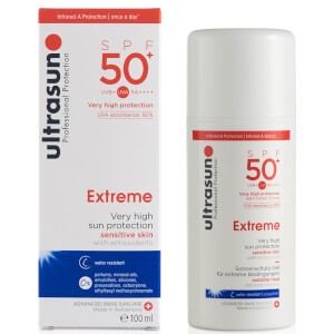 ULTRASUN ULTRA SENSITIVE 50+ - VERY HIGH PROTECTION (100ML): Image 2