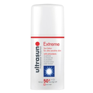 Ultrasun Ultra Sensitive 50+ - Very High Protection (100 ml)