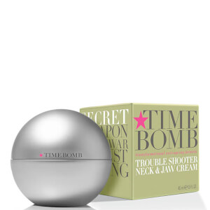 Time Bomb Trouble Shooter Neck, Jaw and Chest Cream krem do skóry szyi, podbródka i dekoltu (45 ml)