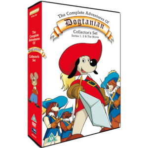 The Complete Adventures of Dogtanian