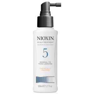 Kit Nioxin System 5 - cabello medio/grueso natural/teñido (3 productos)