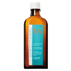 Moroccanoil Treatment Light (125ml) (25% Extra Free) (Worth £41.05)