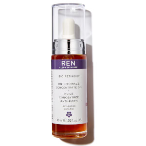 REN Bio Retinoid™ Anti-Wrinkle Concentrate Oil -öljy