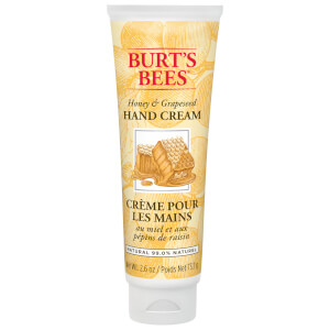 Burt's Bees Hand Creme - Honey & Grapeseed Oil 73.7g
