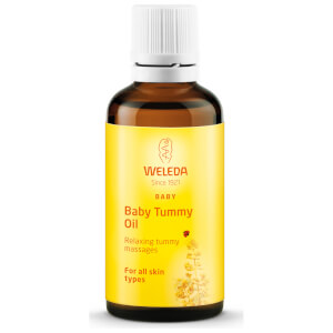 WELEDA BABY TUMMY OIL -VATSAÖLJY (50ML)