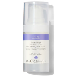 Contorno de ojos reafirmante efecto lifting REN Keep Young and Beautiful (15ml)
