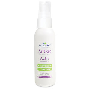 Spray Líquido Antiac Activ da Salcura (50 ml)