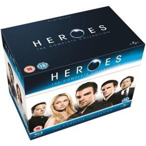 Heroes - Staffel 1-4