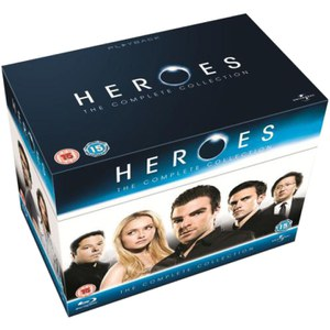 Heroes - Temporadas 1-4