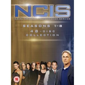 NCIS - Seizoen 1-8