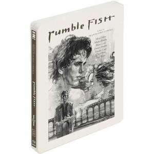 Rumble Fish (Steelbook Edition) (UK EDITION)