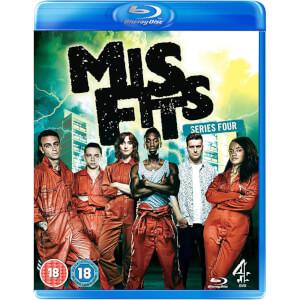 Misfits - Series 4
