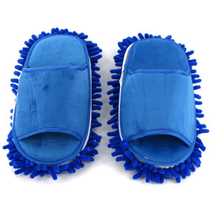 Lazy Housekeeper Mop Slippers