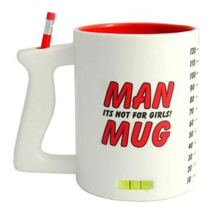 Man Mug - Tasse