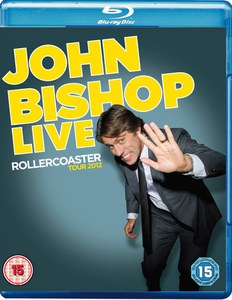 John Bishop Live: Rollercoaster Tour 2012 (Bevat UltraViolet Copy)