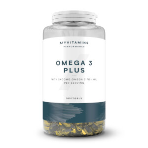 Omega-3 Plus Softgels