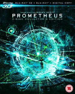 Prometheus 3D - Collectors Edition (Includes 2D Blu-Ray and Digital Copy)
