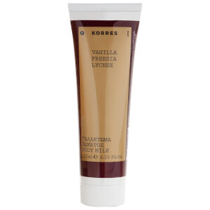 Loción corporal KORRES Vanilla, Freesia And Lychee 125ml