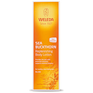 Weleda Sea Buckthorn Body Lotion 200ml
