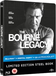 The Bourne Legacy - Steelbook de Edición Limitada