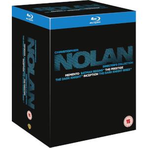 Coffret Collector Christopher Nolan -