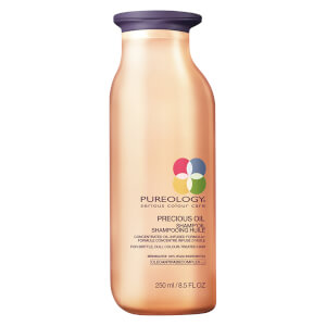 Pureology Satin Soft Precious Shampoing Huile (250ml)