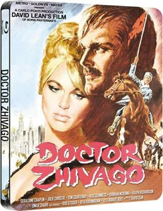 Doctor Zhivago - Steelbook Edition