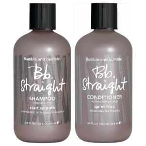 Bb Straight Duo- Shampoo og Conditioner