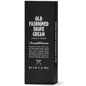 Triumph & Disaster Old Fashioned Shave Cream Tube 90ml: Image 2