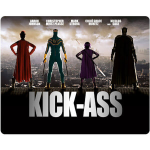 Kick Ass - Universal 100th Anniversary Steelbook Edition