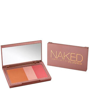Urban Decay Naked Flushed trio de poudres