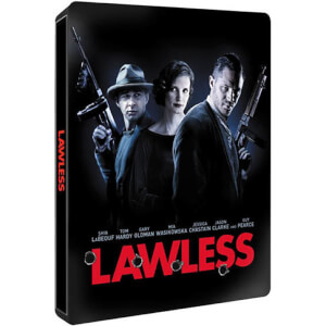 Lawless - Limited Steelbook Edition
