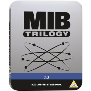 Men in Black 1-3 - Steelbook Edition