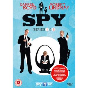 Spy - Seizoen 1 en 2