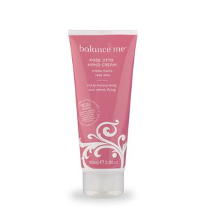Crema de manos Balance Me Rose Otto (100ml)