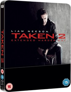 Taken 2 - Steelbook Edition (UK EDITION)