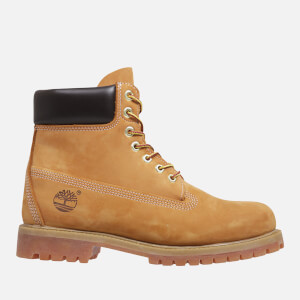 Timberland Men's Icon 6 Inch Premium FTB Leather Boots - Wheat