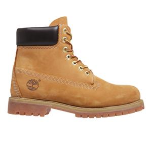 Timberland Men's Icon 6 Inch Premium FTB Leather Boots - Wheat
