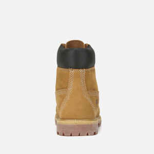 Timberland Women's 6 Inch Premium Leather Boots - Wheat: Image 5