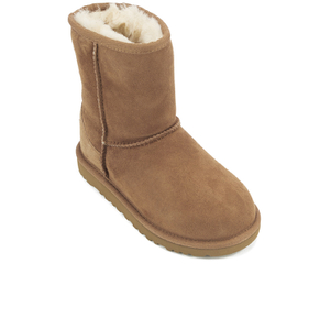 UGG Kids' Classic Boots - Chestnut: Image 2